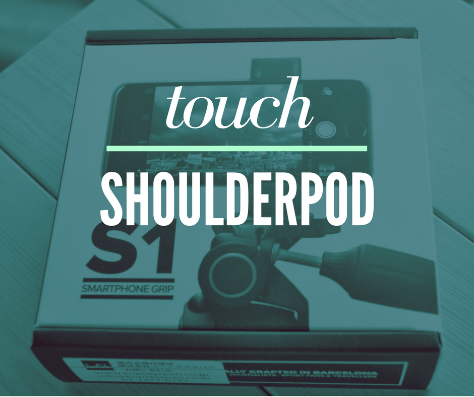 touch SHOURDERPOD